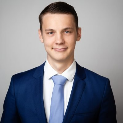 Hendrik Müller – Auszubildender