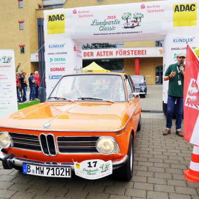 ADAC Landpartie Classic - Oldtimerversicherung Berlin - David Patrick Kundler Allianz