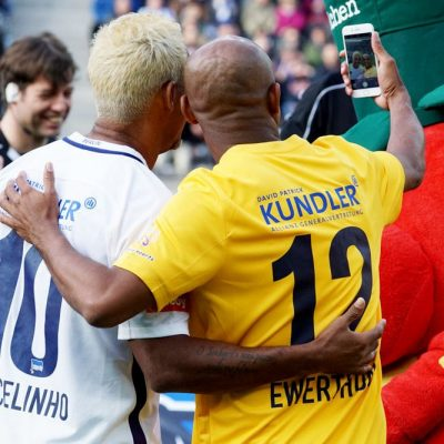 Adeus Marcelinho Abschiedsspiel 2017 03
