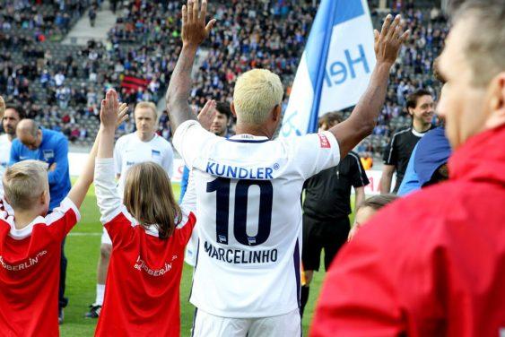 Adeus Marcelinho - Abschiedsspiel im Olympiastadion preview