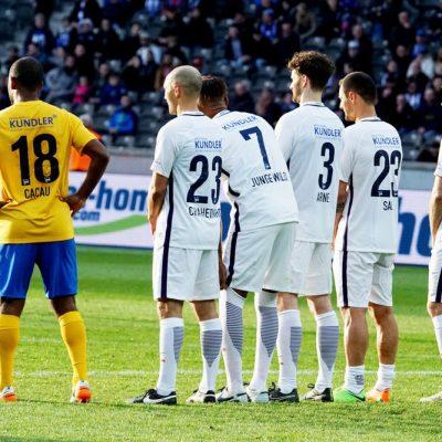 Adeus Marcelinho Abschiedsspiel 2017 13