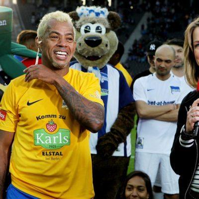Adeus Marcelinho Abschiedsspiel 2017 19