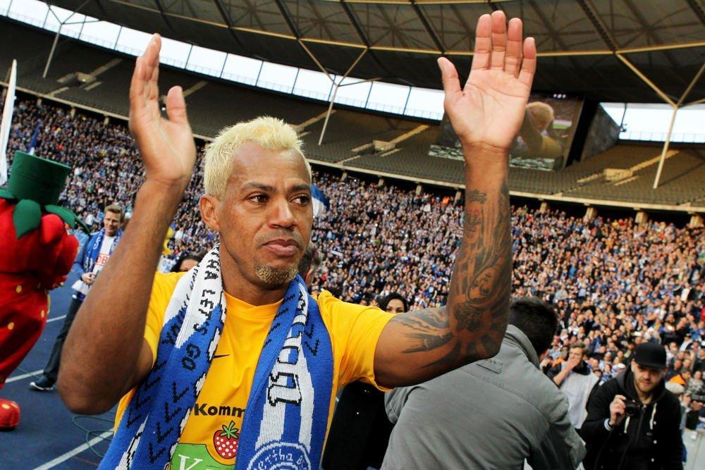 Abschiedsspiel Marcelinho