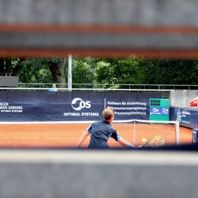 Allianz Kundler German Juniors 2018 Tennis Jugend Einzel - Allianz Versicherung Berlin © Patrick Becher