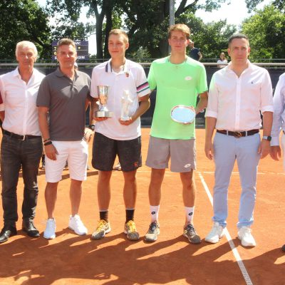 Allianz Kundler German Juniors 2019 Berlin: Turniere der Extraklasse