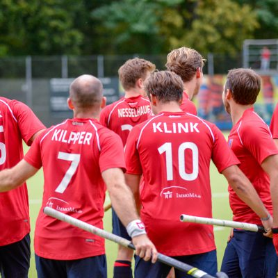 Hockey Bundesliga Derby BHC Berlin - Allianz Kundler Versicherungen Berlin