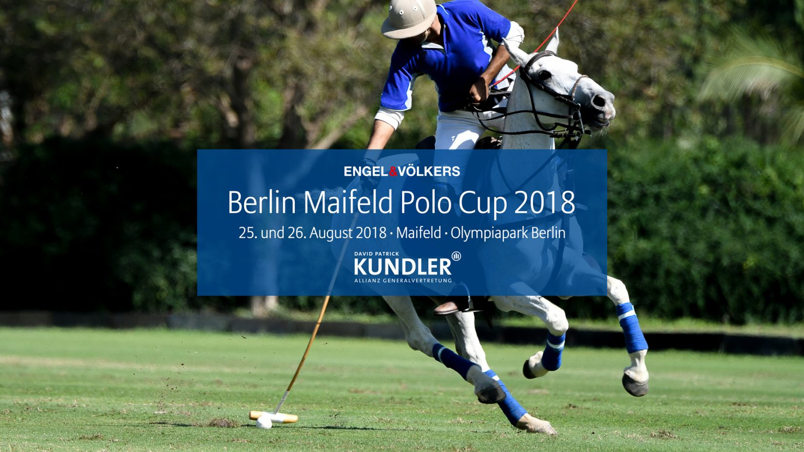 Maifeld Polo Cup 2018 - Sponsored by Allianz Kundler Berlin