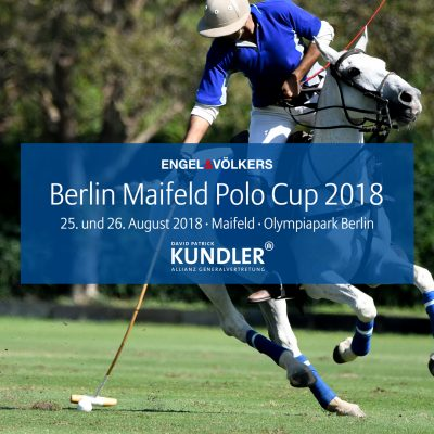 Maifeld Polo Cup Berlin 2018