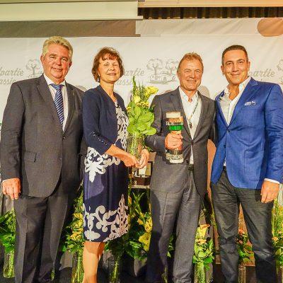 ADAC Landpartie Classic 2018 Siegerehrung - Allianz Generalvertretung David Patrick Kundler